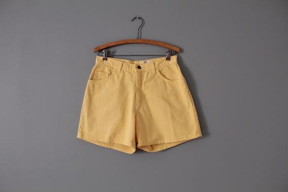 MARIGOLD denim shorts | high waisted denim shorts… - image 2