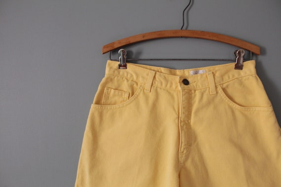 MARIGOLD denim shorts | high waisted denim shorts… - image 4