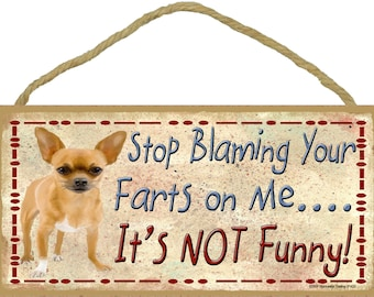 Rottweiler Rottie Stop Blaming Your Farts On Me Its Not Etsy