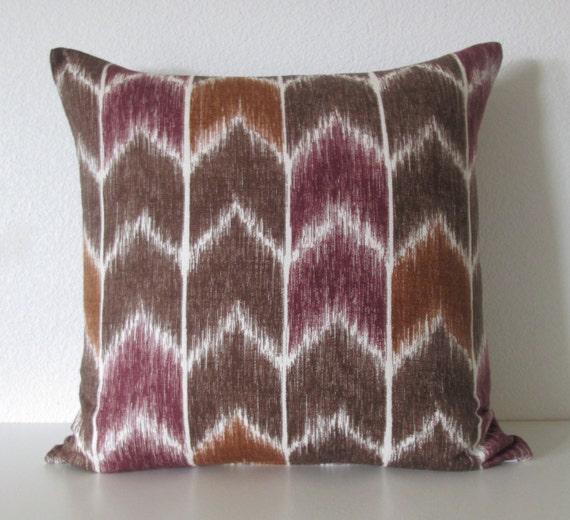 Nate Berkus Cingo Arbor Designer Decorative Pillow Cover Etsy Classy Nate Berkus Decorative Pillows