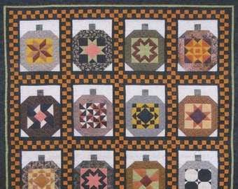 "QUILTING FUN (Quilt Pattern):  ""ROTOGRAVURE"" - Designed by Joe Wood"