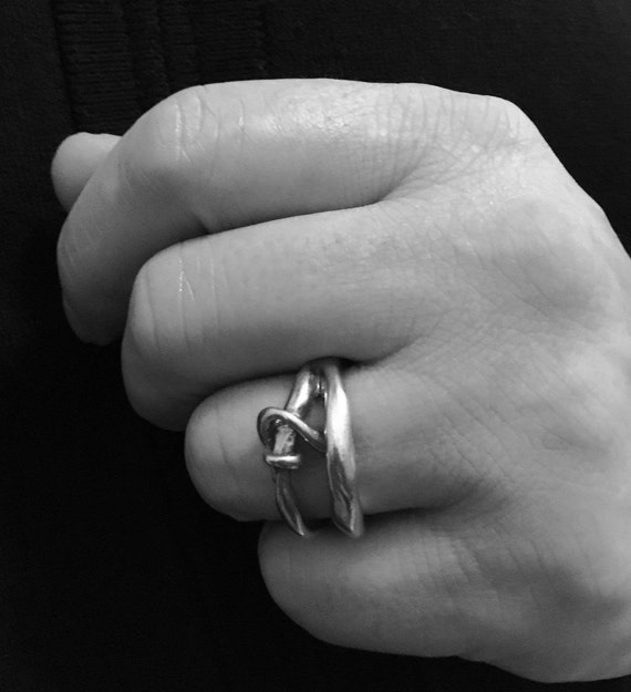 Vine Ring (men's)