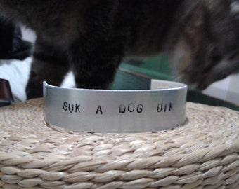 Vampire Weekend Bracelet SUK A DOG DIK Ezra Koenig