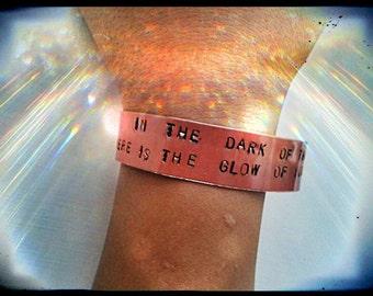 Vampire Weekend Bracelet Ya HEY Quote