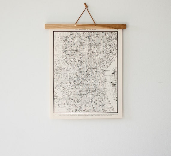 City Of Philadelphia Map on
