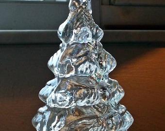 Vintage Iridized Christmas Tree