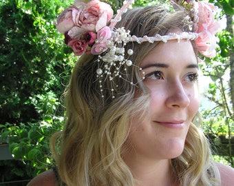Spectacular Edwardian inspired crown