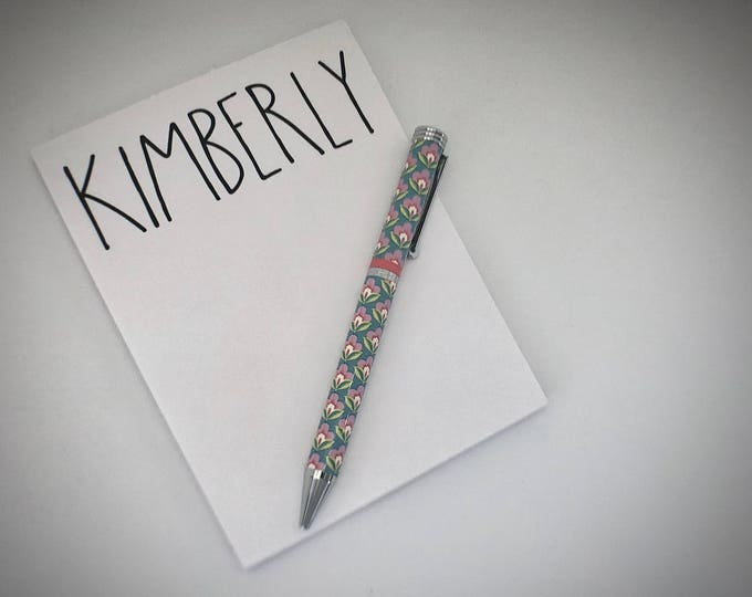 Get Things Dunn Personalized Notepads