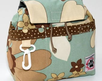 Designer Dog Walking Bag - The Petphoria Bag