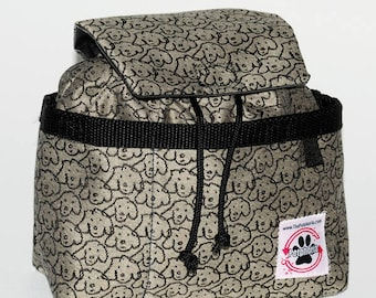 William Wegman - Dog Walking Bag - The Petphoria Bag