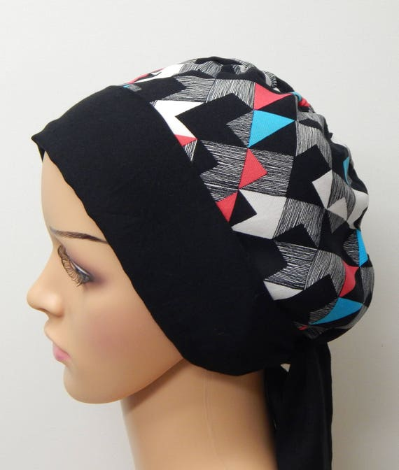 chemotherapy treatment head wrap cap cancer head wear Women chemo head scarf