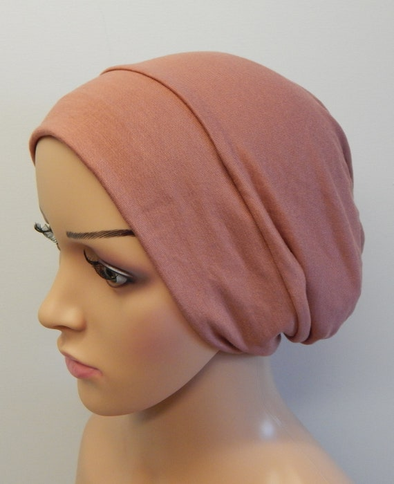 Stretchy chemo hat women s cancer cap summer hat  8f57c926e44f