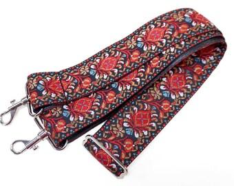 Hendrix Purse Strap, Woven Bag Strap for Handbags - Best Bag Strap Crossbody