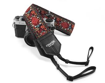 Hippie Hendrix Camera Strap