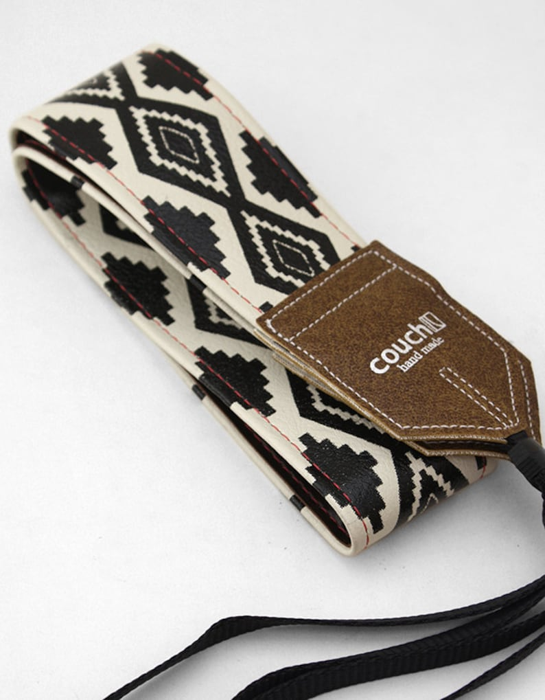Native American Navajo Style Camera Strap  Limited Edition  image 0
