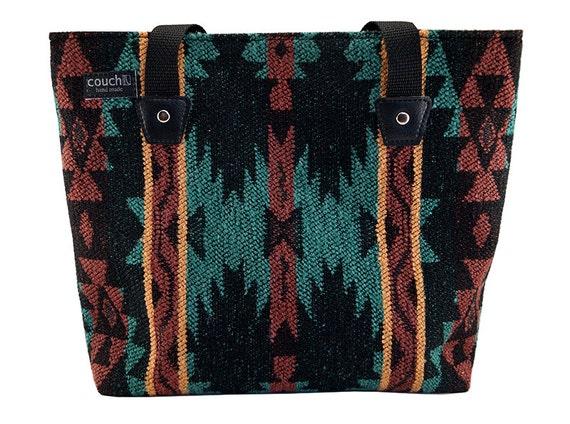 71998903e0e Seriously Southwestern Native American Tote Bag Navajo   Etsy