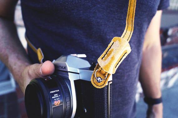 Leica Entfernungsmesser Herren : Gold funkeln slim kamera gurt leica vegan auch in blau etsy