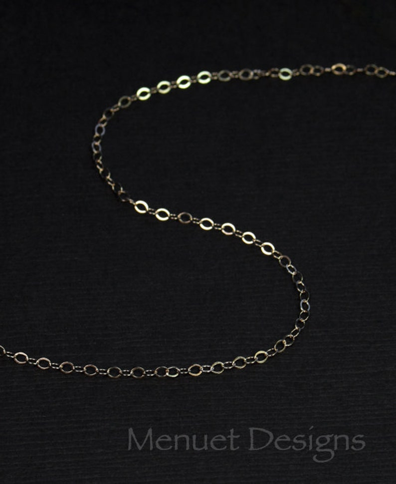 Make Your Necklace or Bracelet Longer Add On Chain Upgrade image 0
