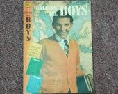 Vintage Magazine Calling All Boys 1946 Comics Stories Sports Young Mens Fashion 40 39 s Mid Century Ephemera Advertisements Pepsi Delta PT