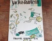 Vintage Magazine The Dartmouth Jack-o-lantern Travel Issue April 1958 Pepsi Ad 50 39 s Mid Century Advertisements Illustrations Ephemera