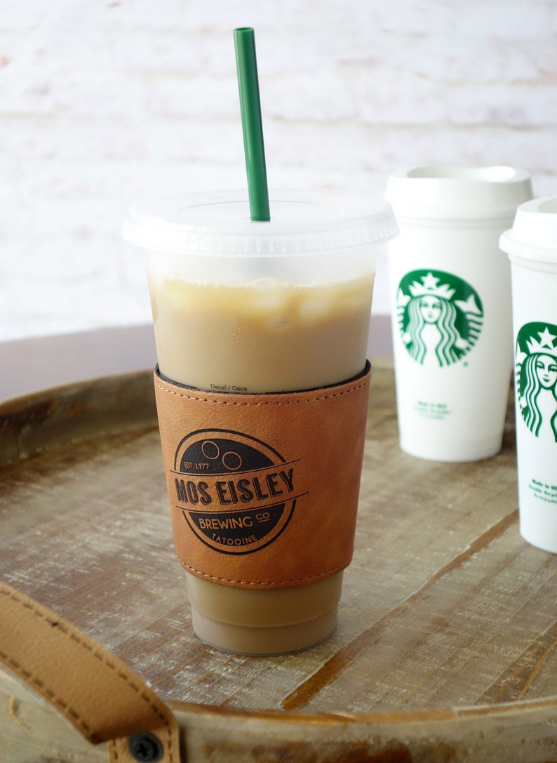 Mos Eisley COFFEE SLEEVE disney coffee sleeve Batuu disney image 0