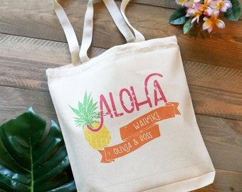 Wedding Welcome tote bags, Wedding Tote Bags, Personalized Tote Bag, Welcome Bag, Destination Wedding, Welcome Guest Bag, Custom Tote Bag