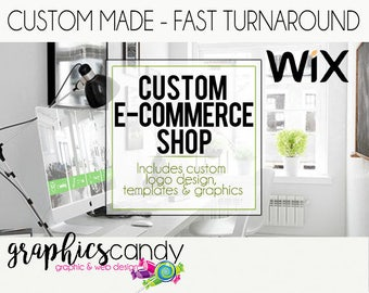 Set up my E-Commerce Shop - Wix Installation and Design Service