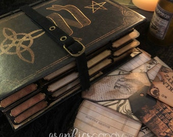 Witchy Junk Journal