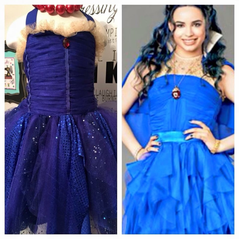 Etsy Custom Dress Inspired Descendants Boutique Evie YY1XA