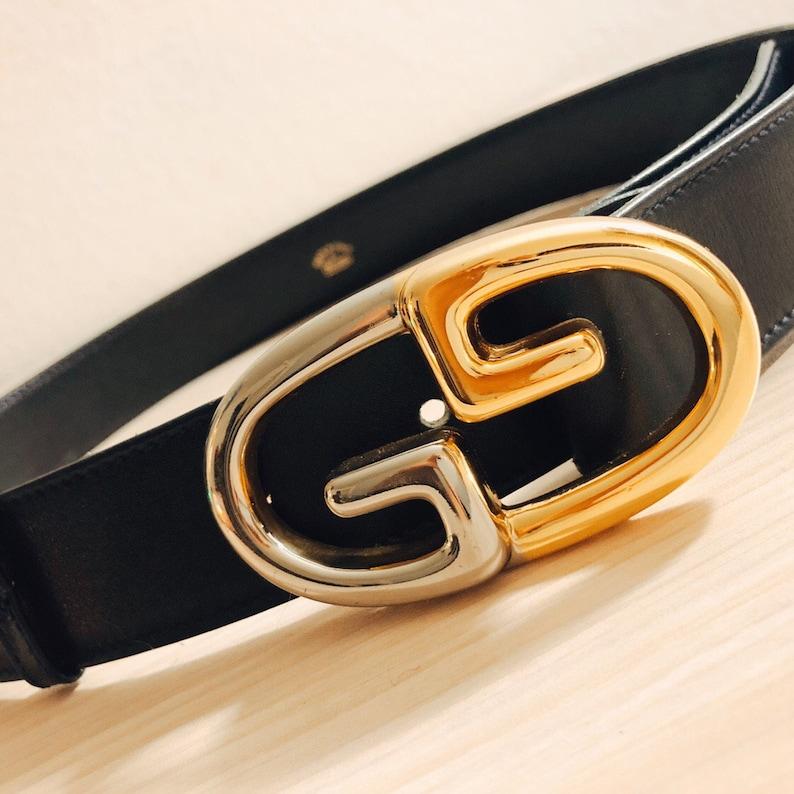 da0094dbe55 Vintage GUCCI Belt Genuine Gucci Belt Authentic gucci belt
