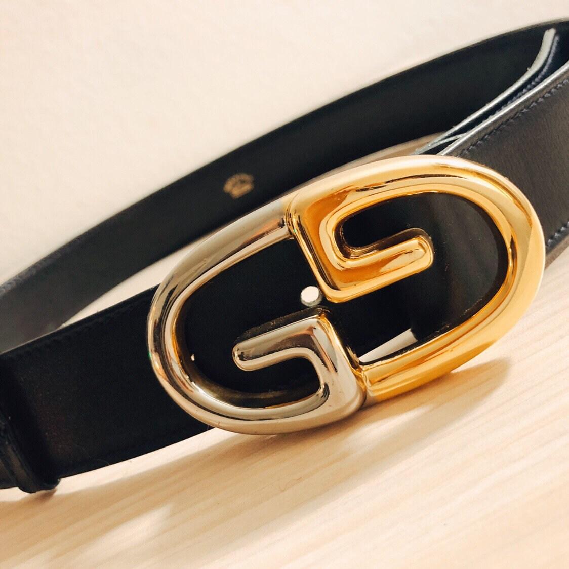 87d6866eac5 Vintage GUCCI Belt Genuine Gucci Belt Authentic gucci belt