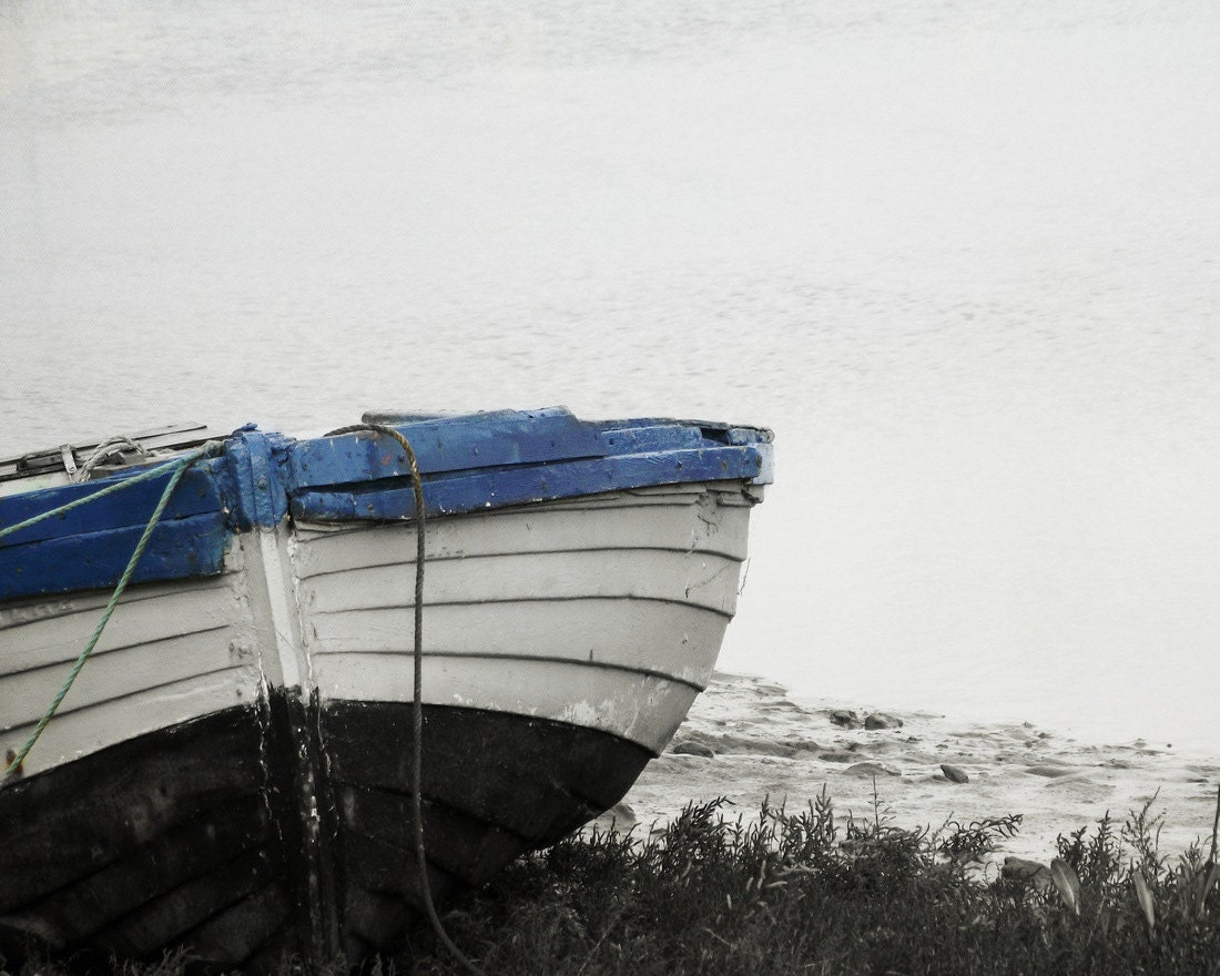 boat nautical photography winter landscape black and white etsy