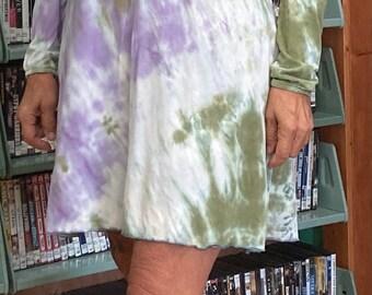 Bamboo knit tunic/dress