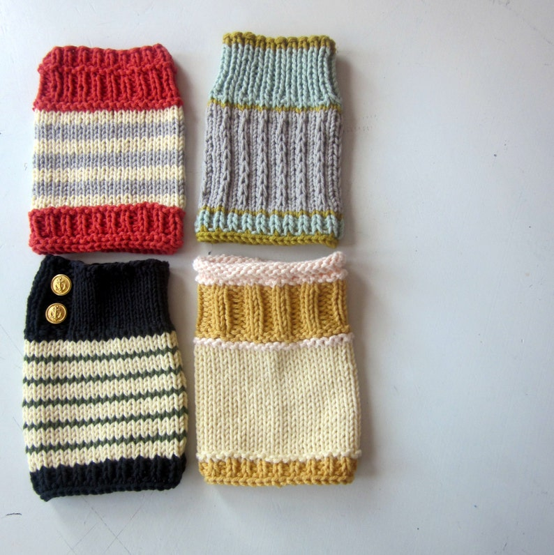 KNITTING PATTERN boot cuffs PDF instant download Sweet   Etsy