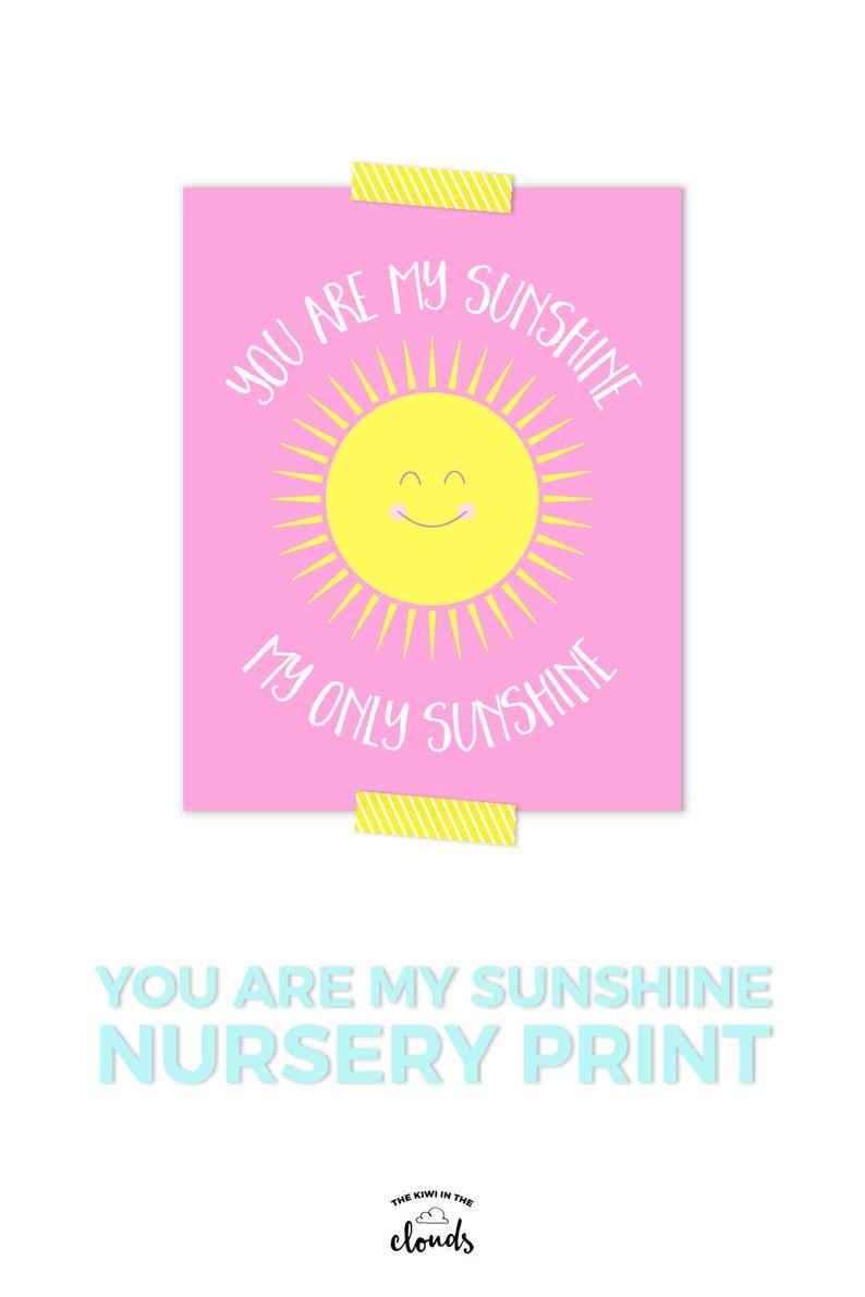 Tú Eres Mi Sol Feliz cielos pared calcomanía de pegatinas de pared casa vida arte de pared calcomanía