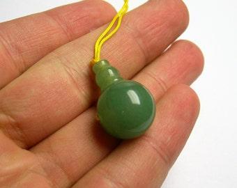 Guru beads - Green aventurine - 16mm - 1 set - RFG1066