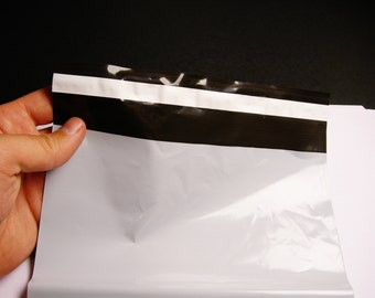 500 poly mailer - 7.5 x 10.5  - self sealing - poly envelopes - Good quality - 500pcs