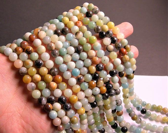 Amazonite 8mm round beads - full strand - 48 beads - Wholesale deal -  RFG455