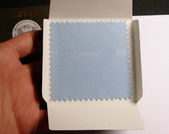 10 pcs - Silver Polishing Cloth - Polishing - 8cm x 8cm