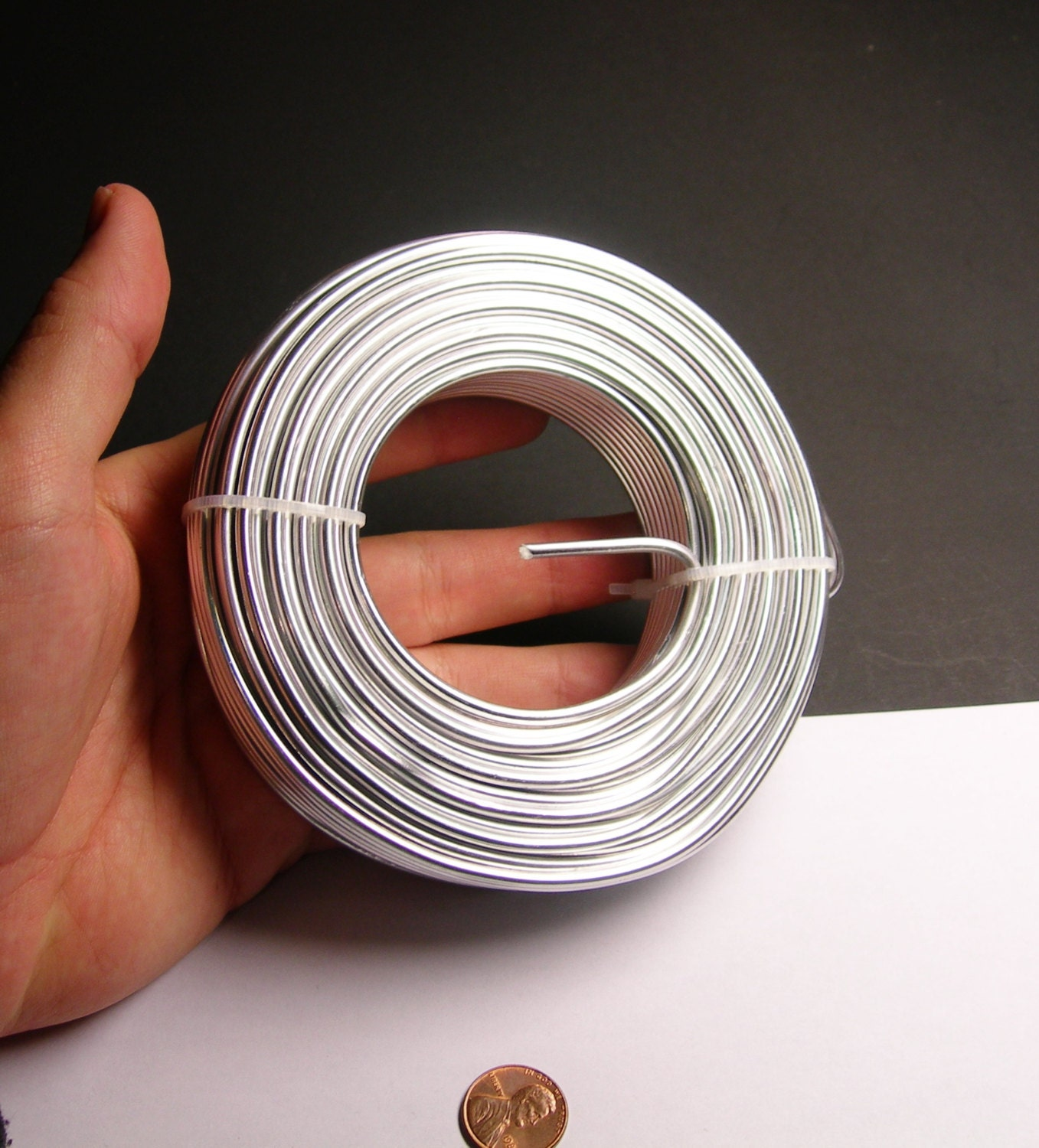 13 Gauge Aluminum Wire Center Ook 50 Ft Hobby Wire50176 The Home Depot 9 3mm 78 Foot Rool Good Quality Silver Rh Fallinlovegems Com Gage