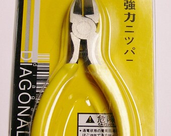 Diagonal pliers cutter -  jewelers tool -  5 inch -  good value - pliers - PT2