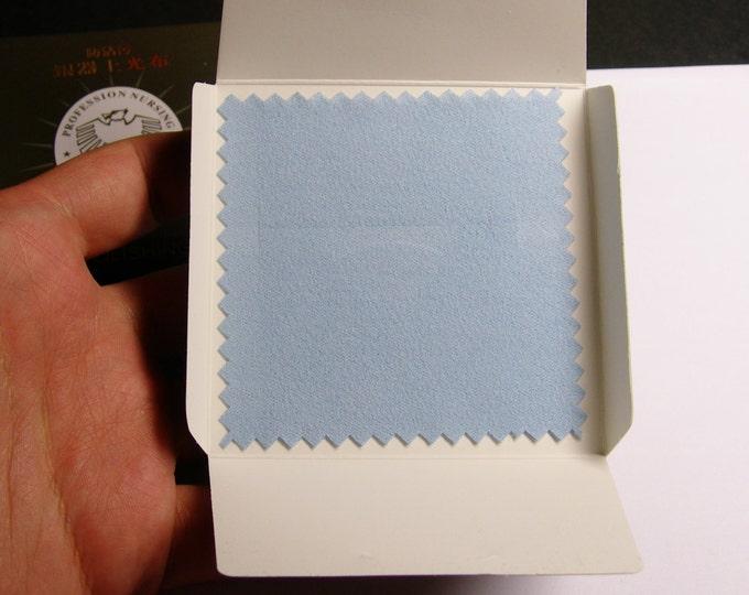 10 pcs - Silver Polishing Cloth - Polishing - 8cm x 8cm