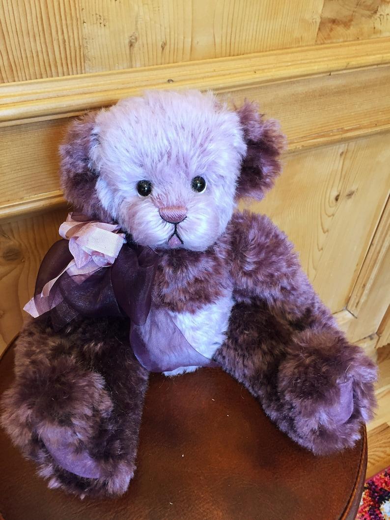 LEXI: a handmade jointed teddy bear from Jazzbears image 0