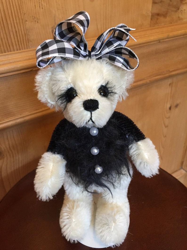 PRUDENCE: a handmade jointed teddy bear from Jazzbears image 0
