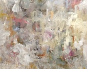 Large Abstract Expressiom...