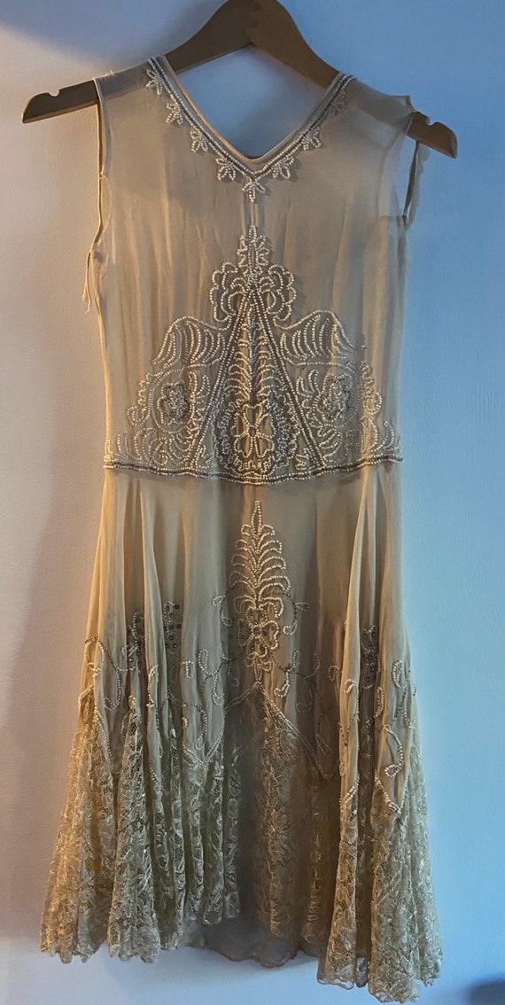 1920' flapper dress