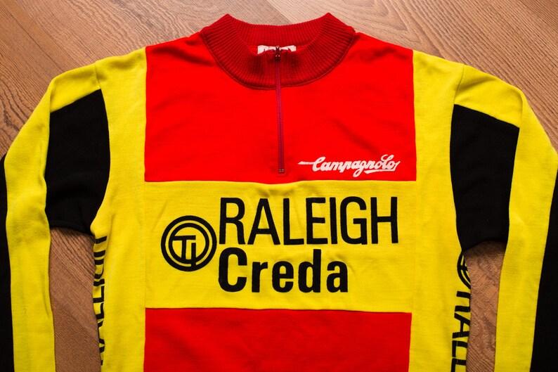 Ti Raleigh Pearl Izumi Cycling Jersey Creda Campagnolo  046280d7f