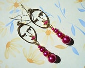 Pink Lady Earrings (3997)