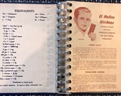 1953 El Molina Best Recipes ringed binder