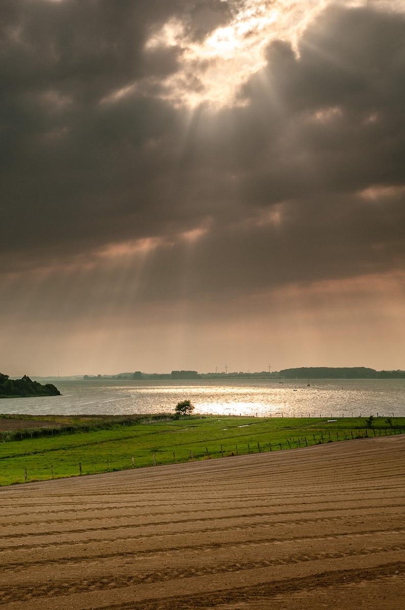 Schlei  Fine Art Landscape Photography Print image 0